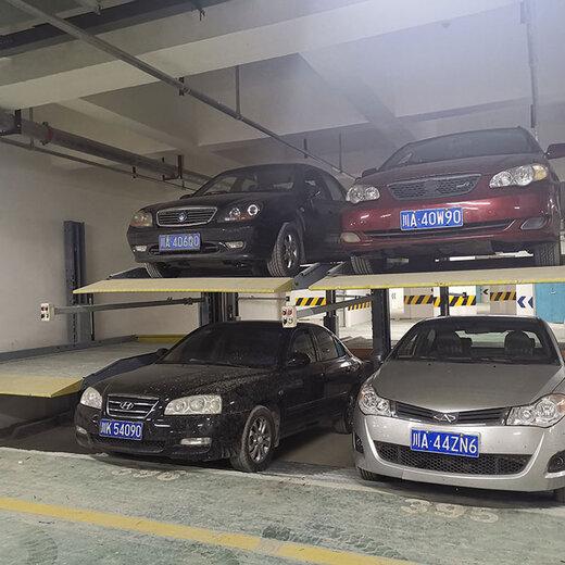 重慶立體停車場安裝酉陽立體停車設備倍萊升降橫移