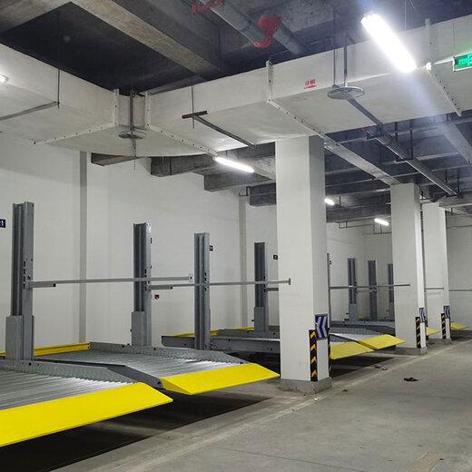西安立體停車設備拆除保山機械車位倍萊立體停車場