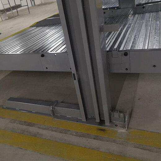 四川機械立體車庫回收騰沖機械停車位倍萊簡易升降