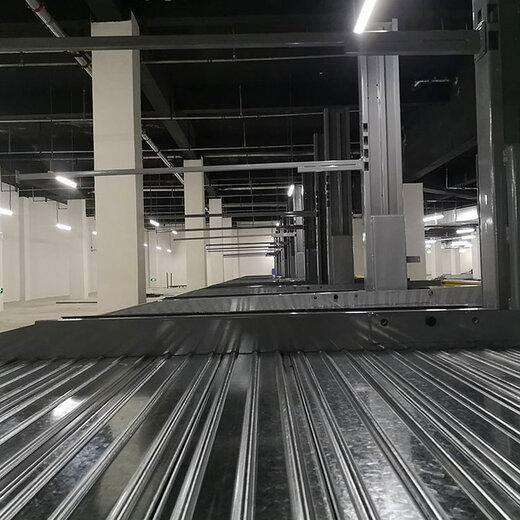 昆明雙層立體車庫安裝三臺升降立體車庫倍萊立體車庫停車