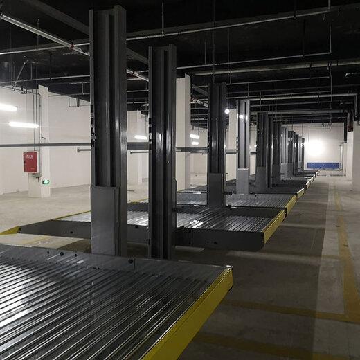 成都機械式停車拆除開江升降停車庫倍萊機械式立體停車設備