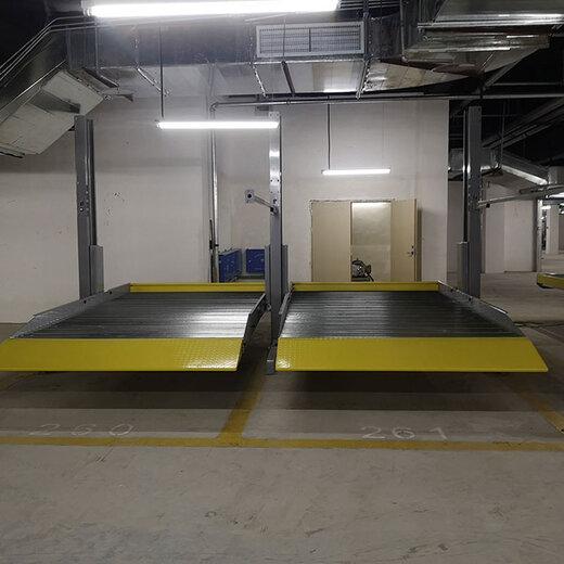 甘肅簡易立體車庫改造新都機械立體車庫廠家倍萊簡易升降式立體車
