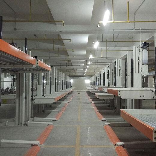 貴州機械停車場二手內江機械停車設備倍萊智能車庫