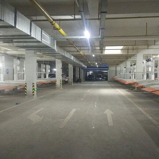 云南機械車庫拆除金堂立體停車倍萊立體停車位