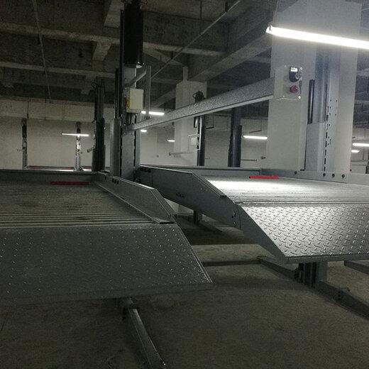 貴州機械式立體停車設備改造東川機械式停車倍萊機械立體停車設備