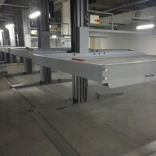 蘭州升降停車庫回收達川升降橫移倍萊機械式停車