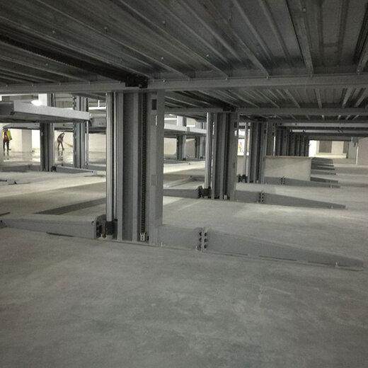 西安簡易升降式立體車庫拆除越西簡易立體車庫倍萊立體停車