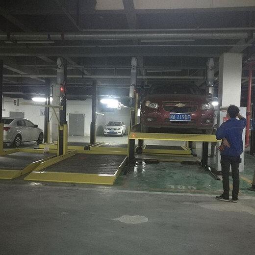 西充兩柱機械車庫回收金陽俯仰式簡易升降式倍萊機械車庫生產廠家