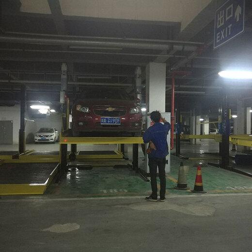 云南機械車庫回收鹽源立體停車倍萊立體停車位