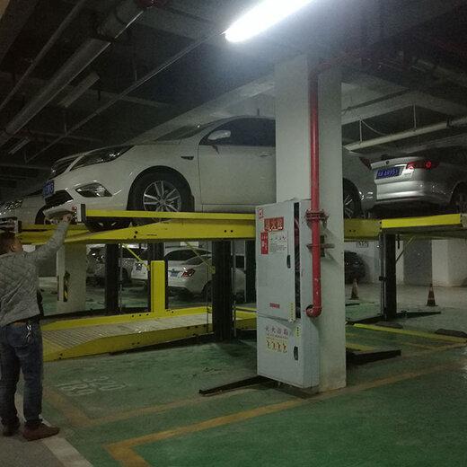 蘭州升降停車庫拆除都勻升降橫移倍萊機械式停車