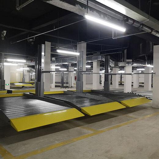 貴陽停車設備拆除豐都立體車庫倍萊機械車位