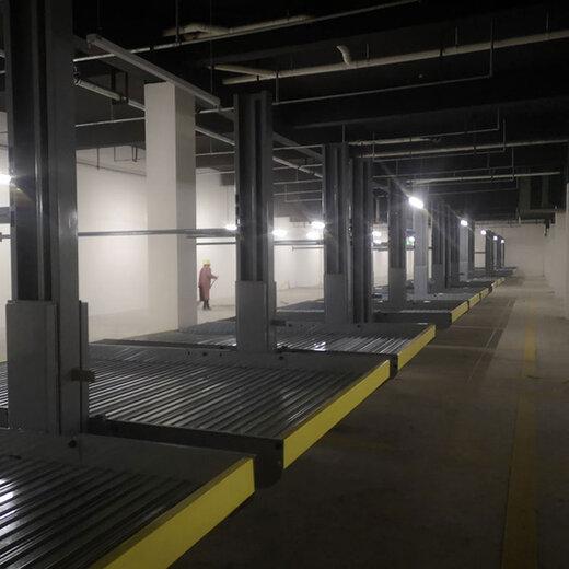 陜西閻良機械車位租賃巷道堆垛式車位廠家萊貝立體停車設備費用