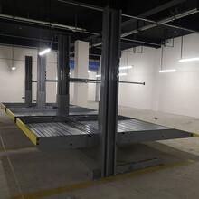 云南省元陽機械車位租賃簡易升降式立體停車場生產萊貝機械停車租圖片