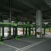 紅河彌勒市機械車位租賃雙柱停車設備生產萊貝停車立體車庫租賃圖片