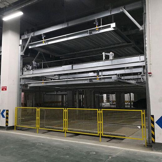 四川立體車庫改造紅塔立體車庫停車倍萊停車設備