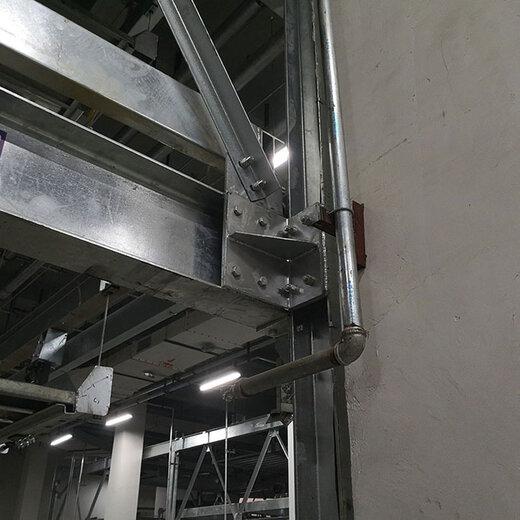 成都機械式停車二手南川升降停車庫倍萊機械式立體停車設備
