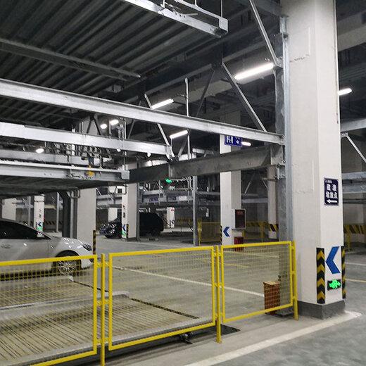 昆明機械停車回收忠縣立體車位倍萊機械停車位