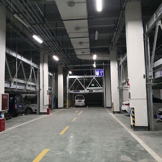 四川立體停車庫安裝甕安機械式停車設備倍萊機械式立體車庫