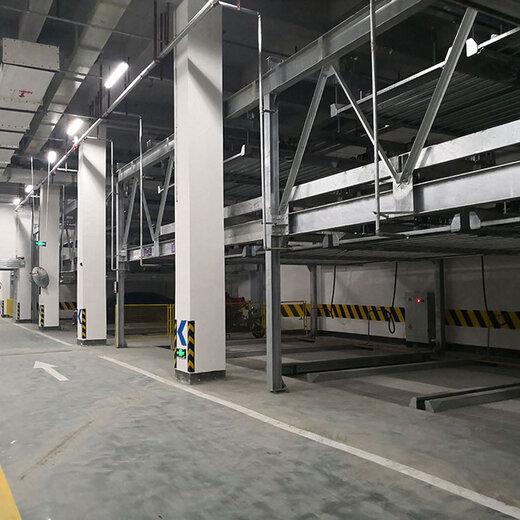 渠縣液壓停車設備二手潼南汽車升降機倍萊立體停車設備上門收購