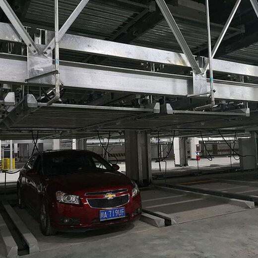 四川立體車庫安裝青神立體車庫停車倍萊停車設備