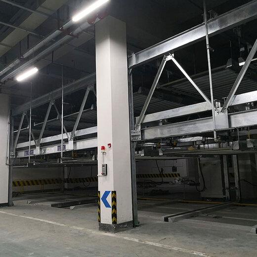 自貢市沿灘立體車位租賃倉儲式立體停車庫安裝立體車庫停車設備公