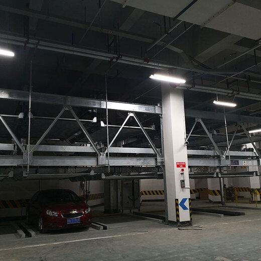 云南保山立體車位租賃子母立體車位租用機械停車設備安裝
