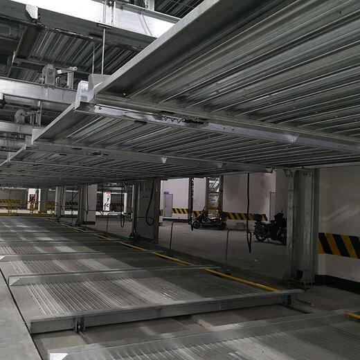 犍為雙層立體停車回收色達二層式升降橫移倍萊機械立體車庫出租