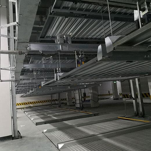 高坪液壓機械停車位租賃鹽源PPY平面移動類機械式倍萊機械停車