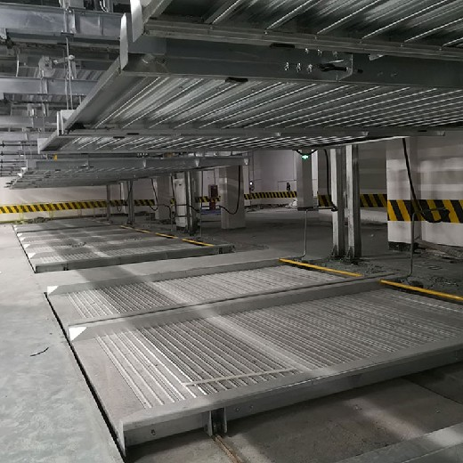 西安立體車庫廠家改造嘉陵立體車庫停車設備倍萊家用立體車庫