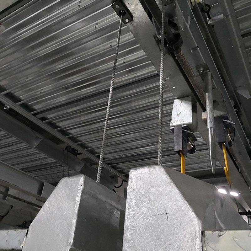 文山砚山机械车位租赁循环式停车立体车库拆除莱贝机械式停车位过