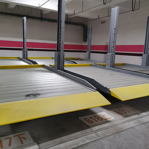 香格里拉短租立體車庫永善升降橫移牟定自動停車庫規劃