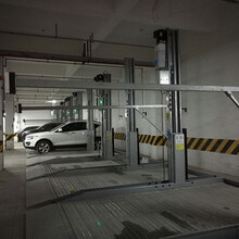 三都水機械式停車位安裝高坪過規劃停車位倍萊停車設備價格圖片