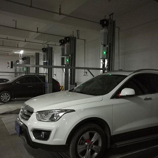 陜西機械式停車設備回收新龍智能車庫倍萊立體停車庫