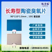 路孚塔供應10G90X110X1長壽型網裝陶瓷臭氧片圖片