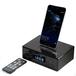 D9藍牙音箱鬧鐘iPhone12安卓手機充電收音機音響
