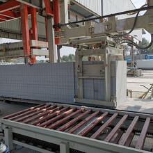年產3萬立方加氣磚設備全自動加氣磚生產線加氣磚設備廠家圖片