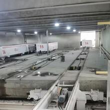 年產10萬立方加氣塊設備全自動加氣塊生產線加氣塊生產線廠家圖片