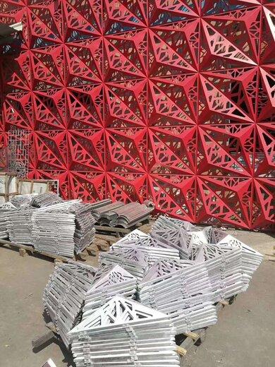 浦東雕花鋁板廠家加工