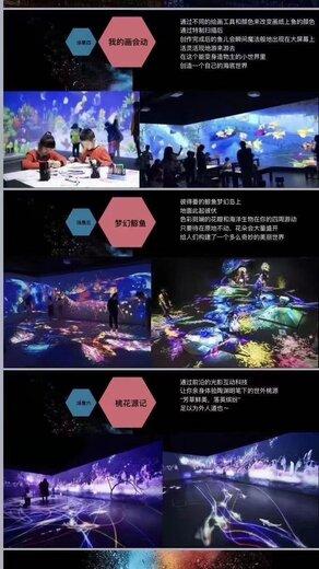 徐匯承接沉浸式投影互動,游樂設備制造
