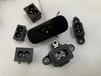 貝爾佳米老鼠電源插座用于適配器及電視主板的插座BEJ八字座