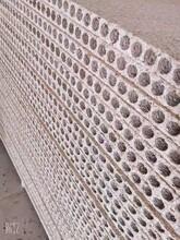 厂家桥洞力学板隔音吸热空心刨花板图片