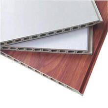 竹木纖維集成墻板快裝墻板廠家集成墻板圖片