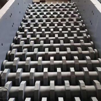 时产200吨泥石分离机河卵石黏土石料筛分设备蝶形滚轴筛分机