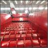 时产200吨泥石分离机矿用河卵石黏土石料筛分设备分级滚轴筛