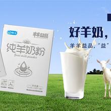 溫和易吸收的羊奶粉--羊羊益品全脂羊奶粉