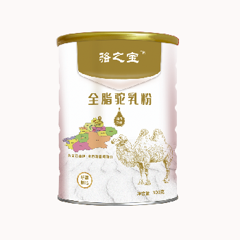 哈納斯乳業駱之寶駱駝奶奶粉