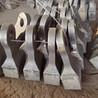 支持定做雷蒙磨磨辊对辊式破碎机辊皮制砂机锤头