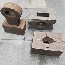 高鉻合金耐磨錘頭打煤矸玄武鵝卵石硬質甩錘榔頭