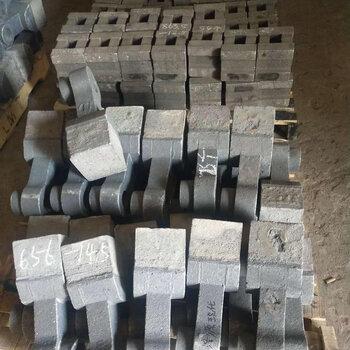 通達加工定制高鉻合金復合破碎機錘頭高耐磨制沙機錘頭錳鋼錘頭
