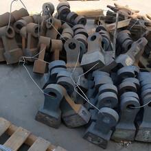 錘式破碎機高鉻耐磨錘頭復合錘頭高錳鋼合金錘頭